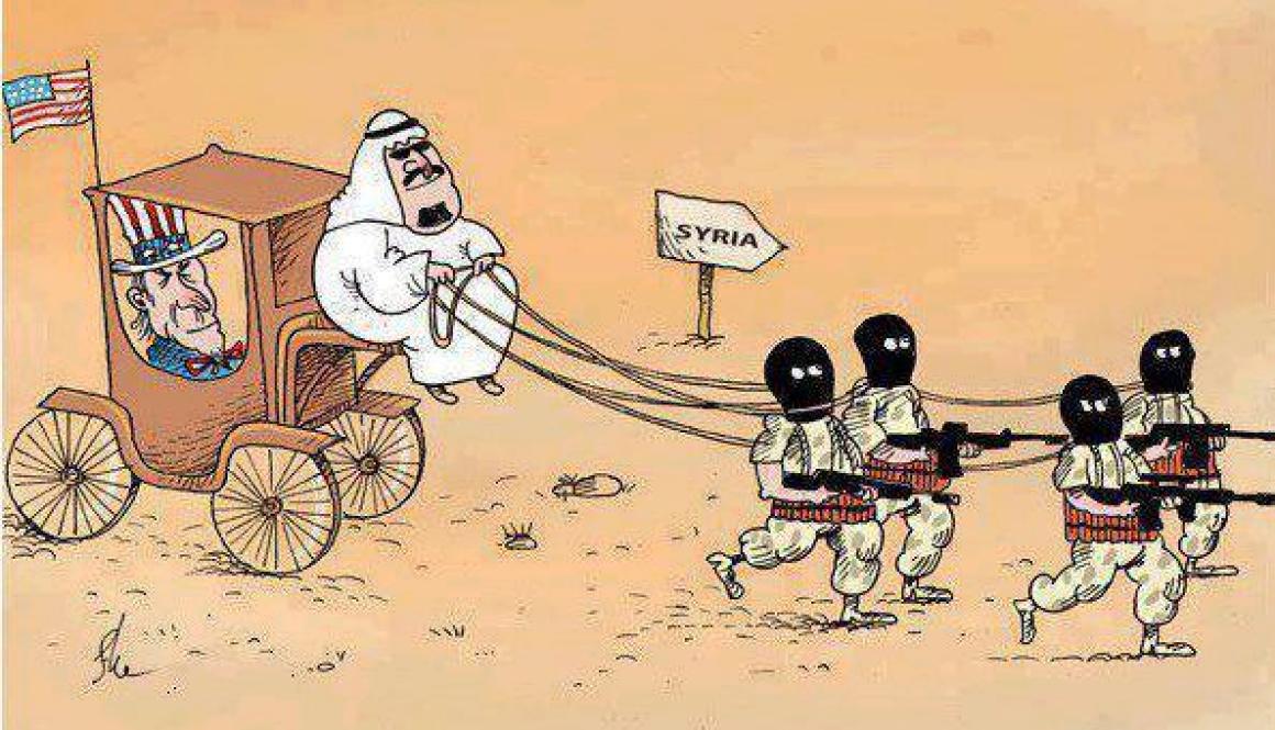Syrië – steeds meer Russische activiteit